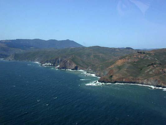 marin county highlands