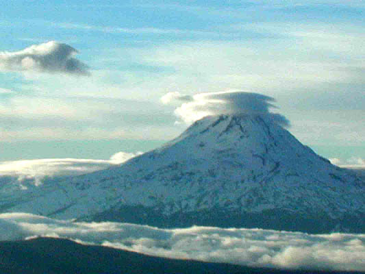 hooded mount hood