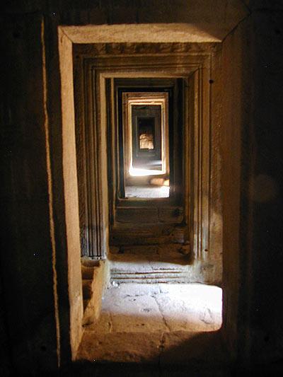 interior temple gallery